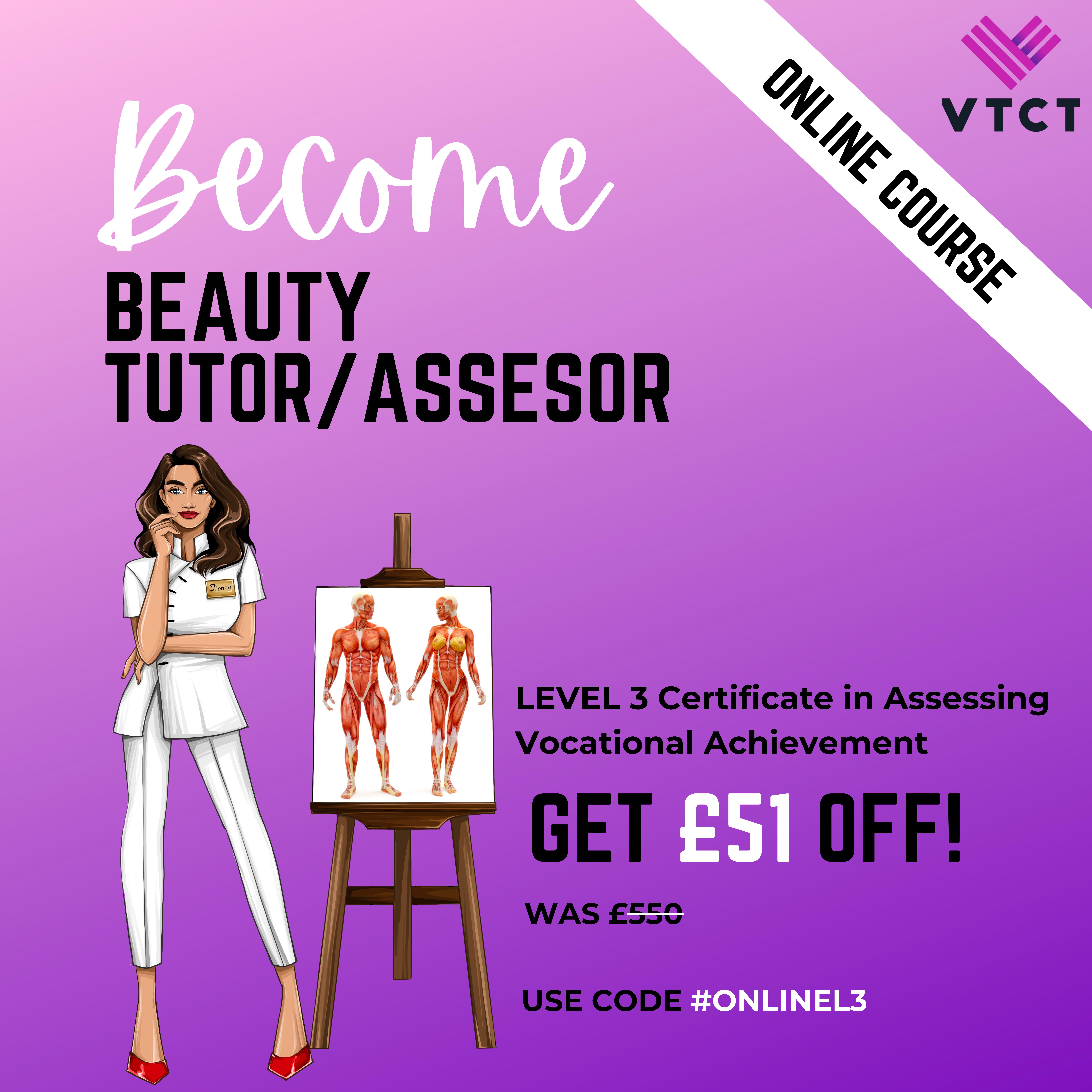 Become A Beauty Teacher