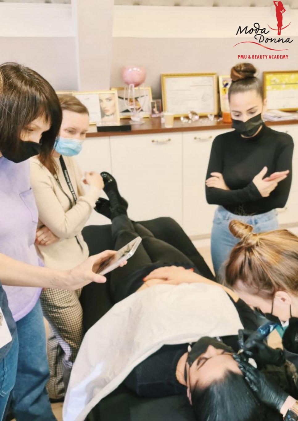 Permanent Makeup School